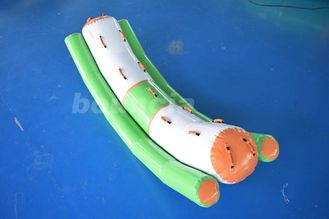 Cina Inflatable Water Totter Used In Water Park Or Swimming Pool pabrik