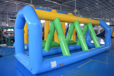 Cina Swimming Pool Inflatable Water Games Equipment With Durable PVC Tarpaulin pabrik