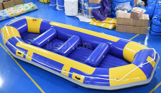 River Inflatable Rafting Boat / Perahu Karet Drift