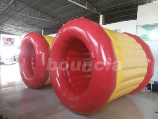 Water Park Inflatable Air Terapung Roller Dijual