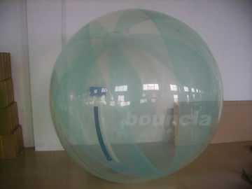 Cina Walk On Water Ball , Inflatable Aqua Ball For Pool Or Water Games pabrik