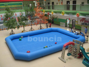 Cina Indoor Inflatable Water Pool For Paddle Boat Used in Entertainment Center pabrik