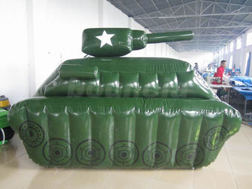 Airtight Inflatable Tank Military Paintball Bunker for Paintball Games