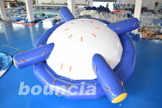Olahraga Air Inflatable, Air Inflatable Saturn Rocker For Children Games