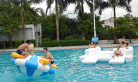 Cina Bouncia Pool Inflatable Water Sport Games For Adults And Kids perusahaan
