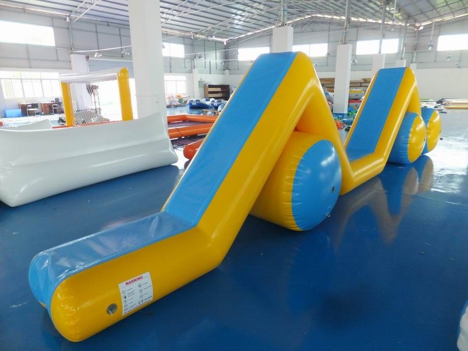 Pools Inflatable Water Obstacle Games With Reinforced Strips