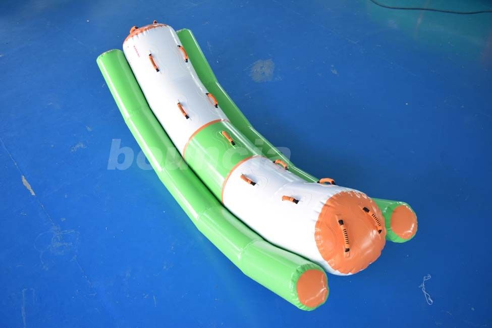 Inflatable Water Totter Used In Water Park Or Swimming Pool pemasok