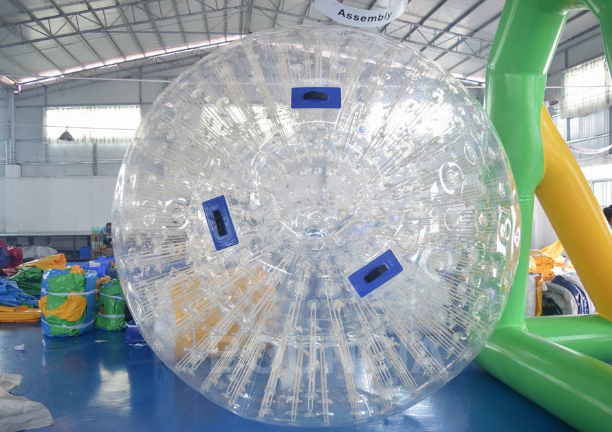 1.0mm TPU Body Zorb Ball Without Harness For Walk On Grassland pemasok